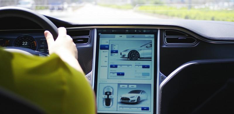 全球最火的智能「移动」设备:特斯拉 Tesla Model S 轻体验
