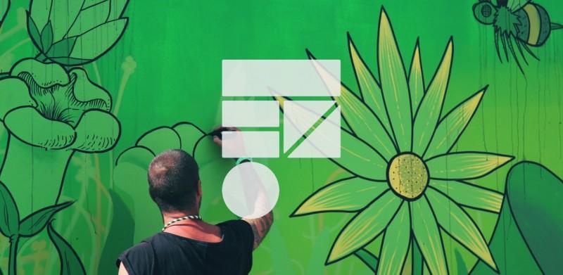 设计风 - Magazine cover