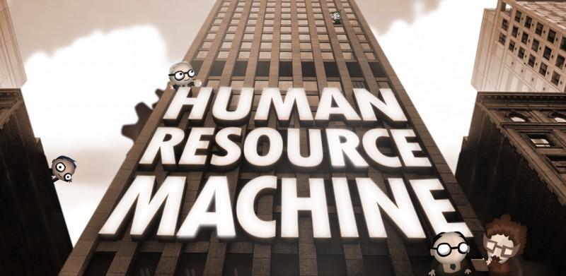 这是程序员的「无聊」工作,也是有趣的烧脑游戏:Human Resource Machine