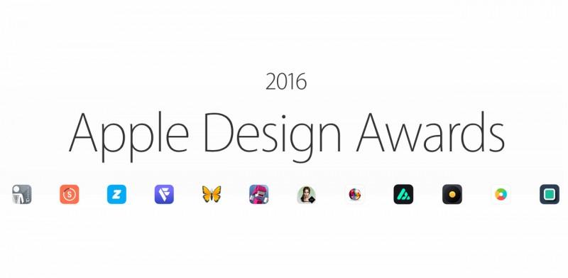 这 12 款优秀 App 获得了「App 界的诺贝尔奖」:2016 Apple Design Awards 专题