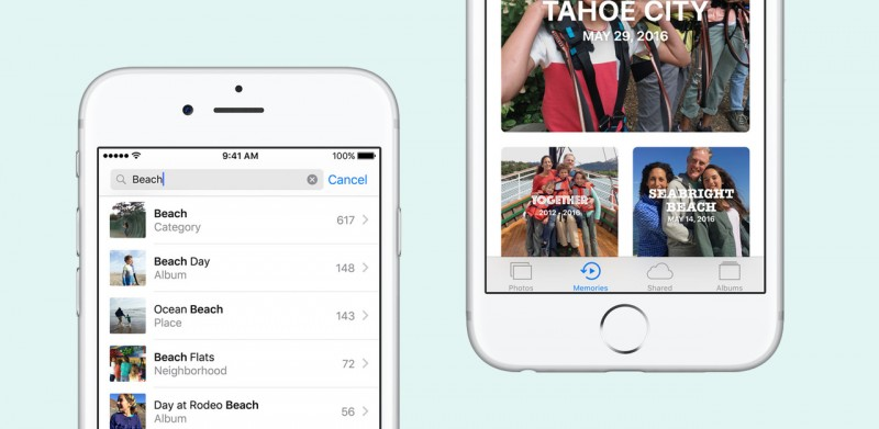 iOS 10 照片应用体验:智能识别、Memories | Matrix 精选