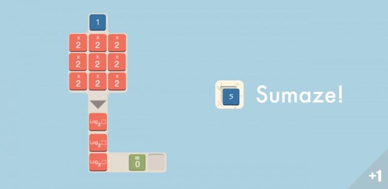 Sumaze!,玩这款游戏的时候,你可能要在手边备好演算纸丨App+1