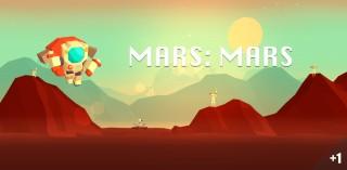 Mars: Mars,来一场喷气推进器的着陆技巧大比拼吧|App+1
