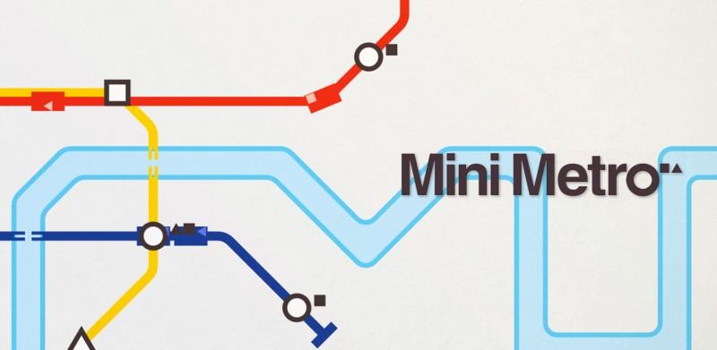 全球各大城市的地铁线路,现在都由你来规划:Mini Metro