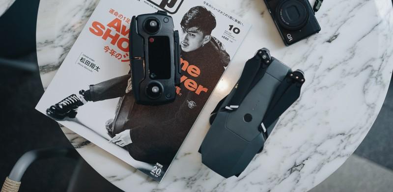 体验三天后,他决定卖掉相机买一台 Mavic Pro | 新玩意