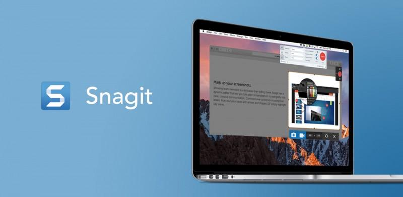 拥有截图、标注与分享的专业生产力工具:Snagit [独家福利]
