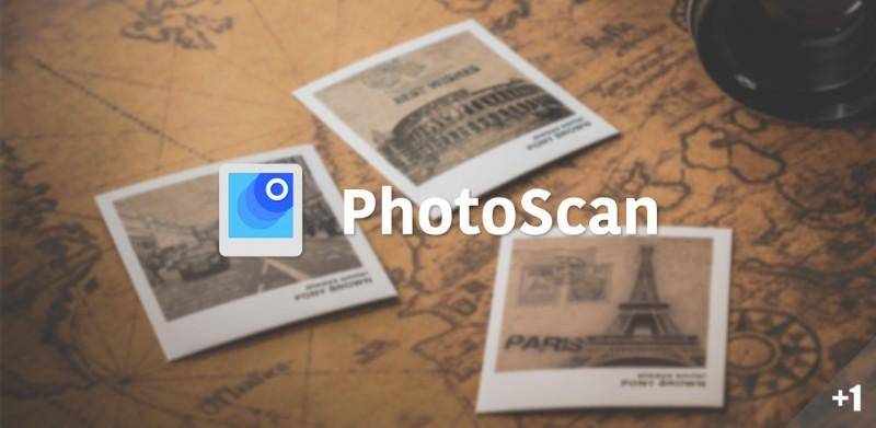 Photoscan,让 Google 帮你把泛黄的老照片「数字化」   App+1