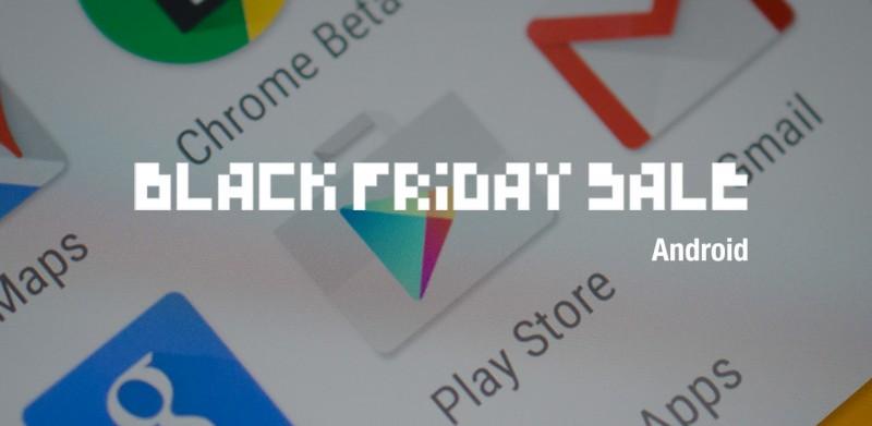 「黑五」促销专题:Google Play Cyber Week 值得入手的 App(更新至 100+)