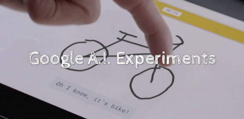 Google 推出的新项目,让人人都能尝试人工智能