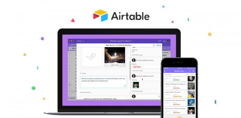重新想像 Excel 该有的样子:Airtable 评测