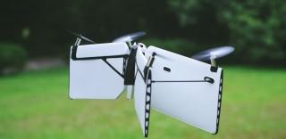科技感十足的「大玩具」:Parrot Swing 无人机体验丨新玩意 · Apple Store
