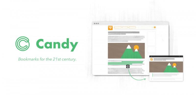 收藏 + 整理 + 分享,给你更自由的书签管理方式:Candy