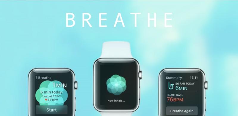 使用 Apple Watch「呼吸」的一些建议   Matrix 精选