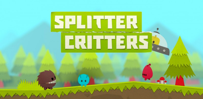 Splitter Critters,「回声探路」新作,分割世界探索出路丨App+1