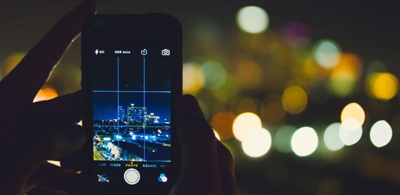 用手机拍了一年照片后,这些技巧想要分享给大家丨2016 与我的数字生活