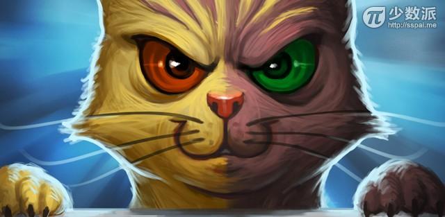不同颜色,不同图案的图形,你扮演小猫用爪子将有相同元素的三个抓一遍