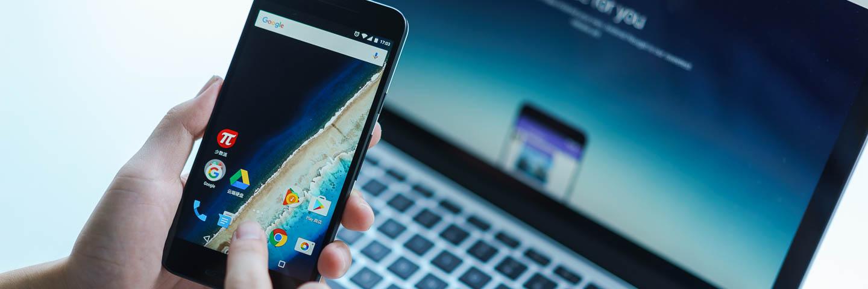 使用 Mac 为 Android 手机刷原生系统