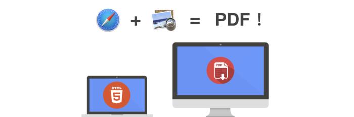 Safari + 预览,将网页转化为自定义尺寸 PDF | 一日一技