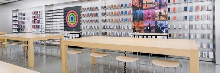 Apple Store 做了一个小更新,让你更好的体验产品