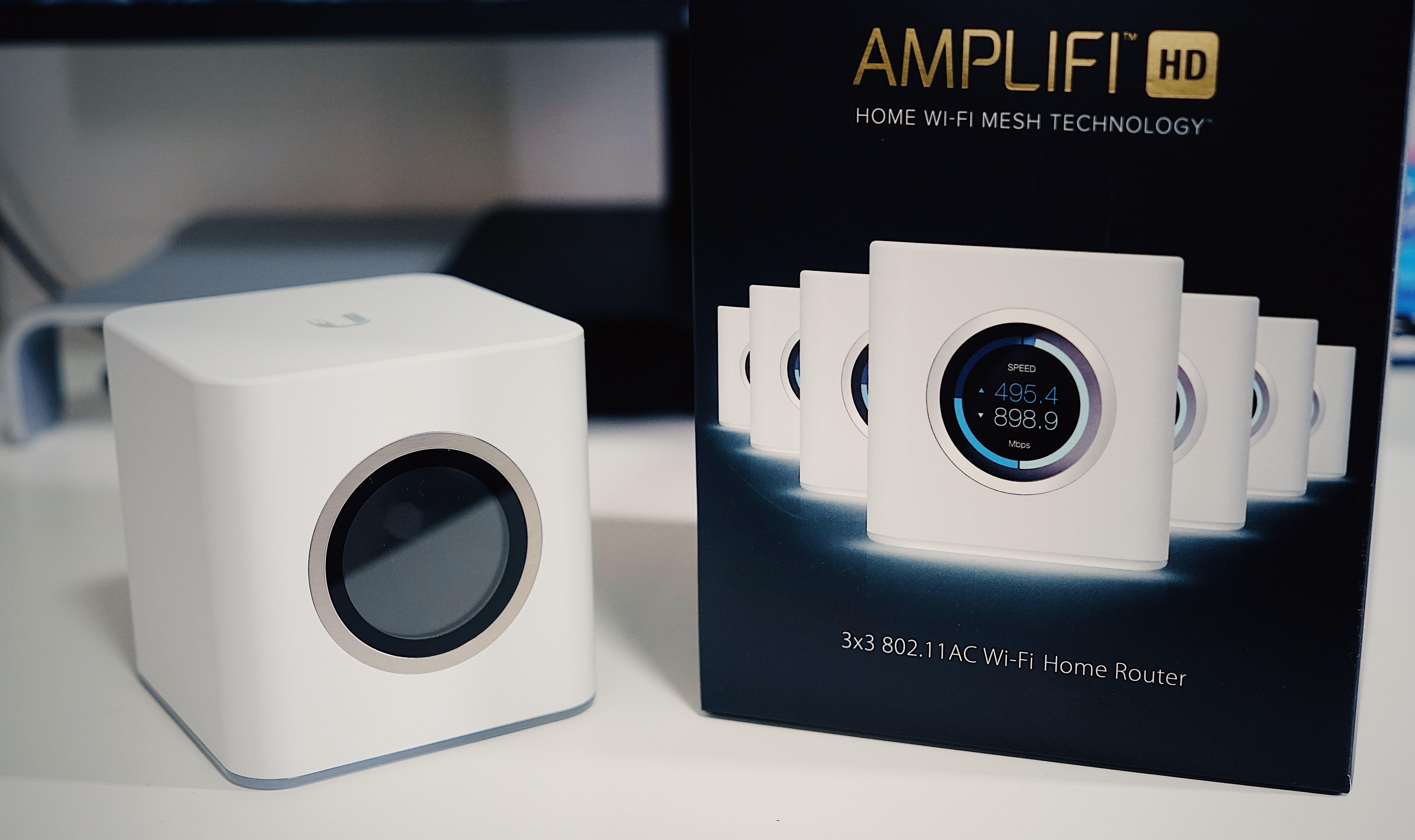 我曾以为决定网络的唯一因素是网络服务提供商,直到用上 AmpliFi