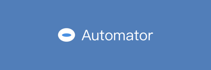 Automator 教程:打造 macOS 上最简单的解压工具