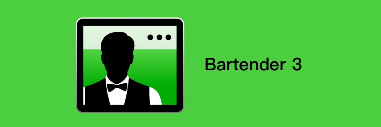 不仅要能藏,还要藏得优雅,Mac 菜单栏简化工具 Bartender 3 更新