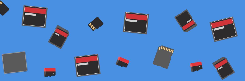 CF、SD、Micro SD 这些卡该怎么选?这篇文章教你如何买到满意的储存卡