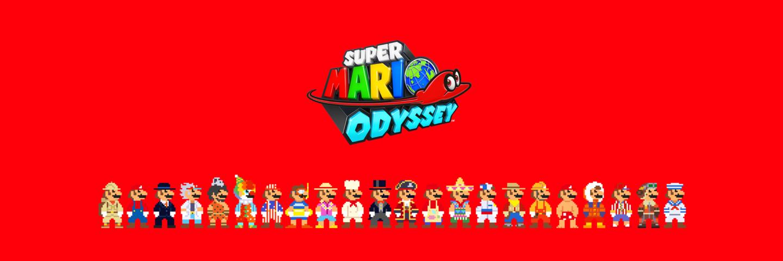 如果今年只推荐一款游戏,我会毫不犹豫选择它:《超级马力欧:奥德赛》