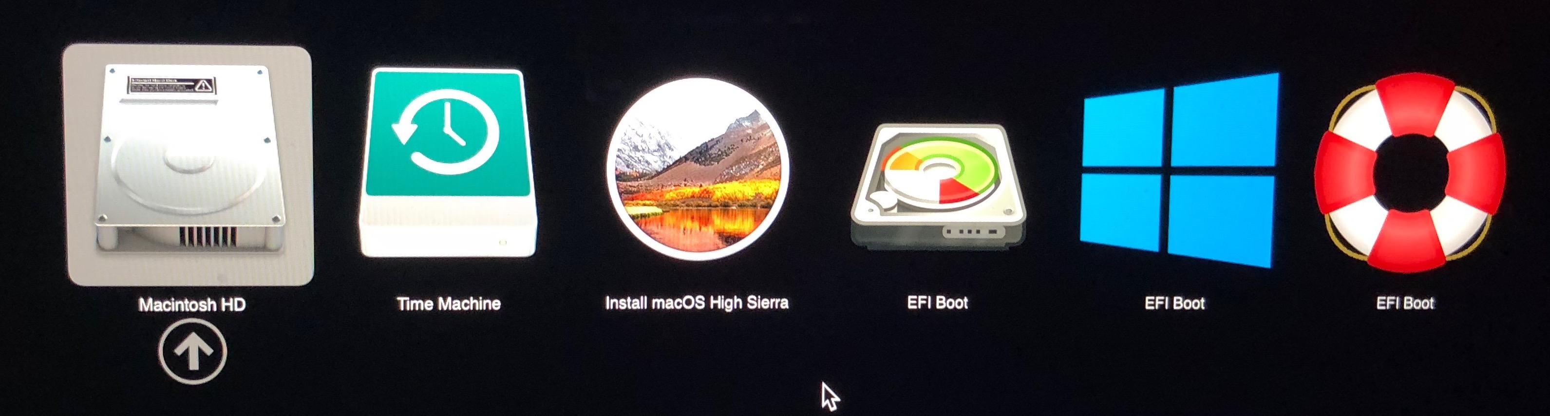 如何制作一个能重装 4 种系统的 U 盘