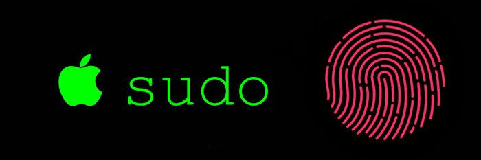一条命令让您的 macOS 用 Touch ID 授权 sudo!