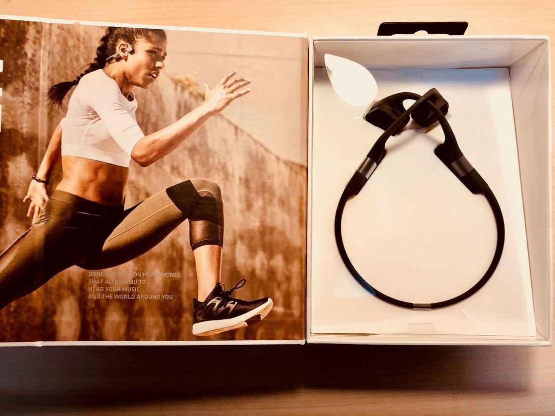 Trekz Air — 包装