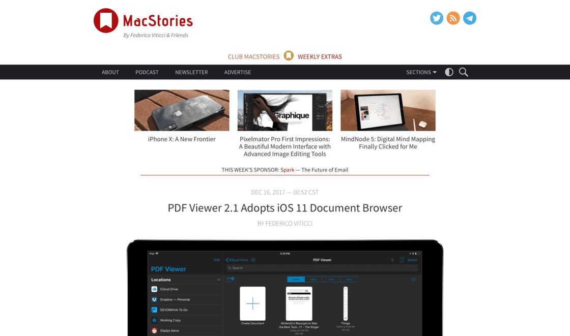 MacStories