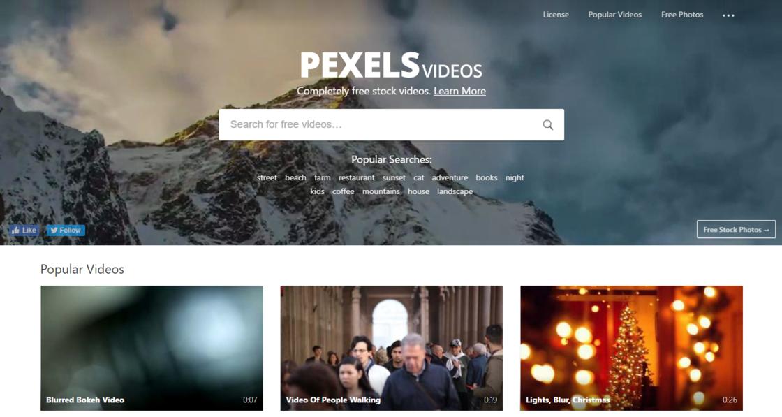 为了苦苦寻觅视频素材的你,我们整理了 9 个无版权视频网站-吐槽福利