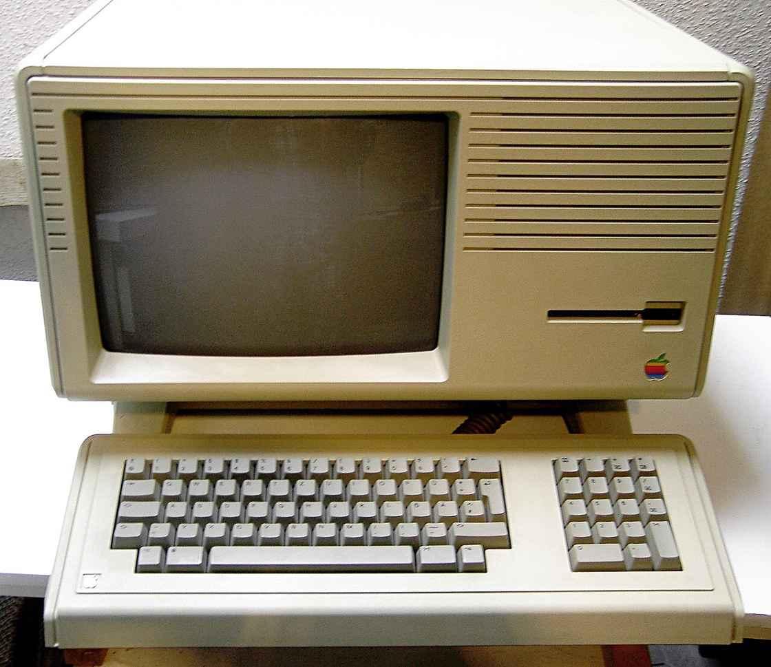 Apple Lisa ,发布于 1983 年 1 月
