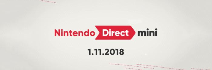 不按套路出牌的任天堂,突然发布多款 2018 年新作:Nintendo Direct mini 回顾