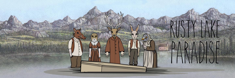 探寻诡异惊悚的十灾之谜,锈湖系列最新解谜游戏:天堂岛 Rusty Lake Paradise
