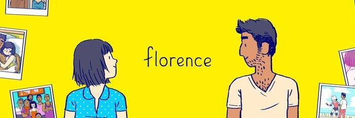 初恋这件小事,「纪念碑谷」主创主刀的漫画风游戏:Florence