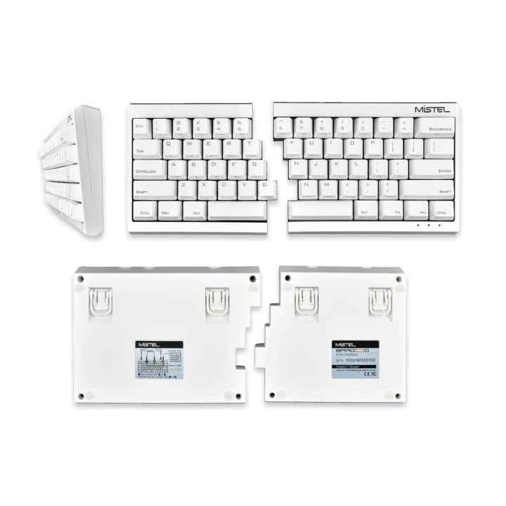 Mistel MD600 键位,图 / mistelkeyboard
