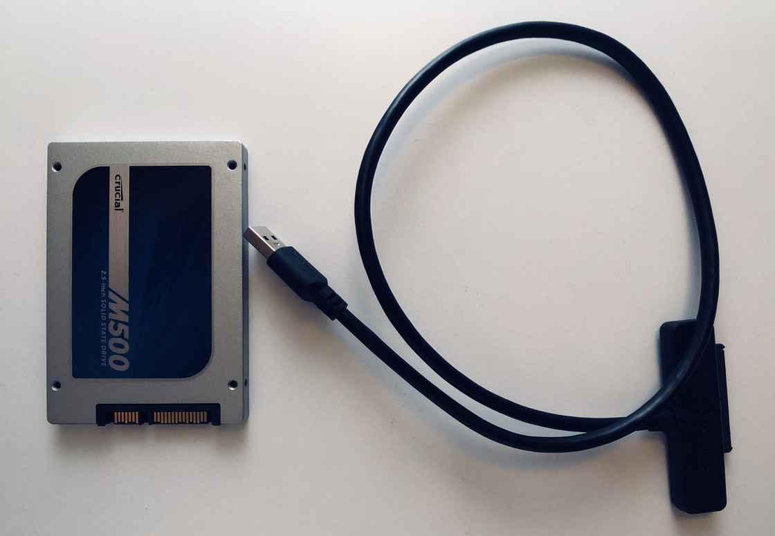 SATA 转 USB