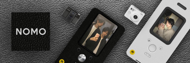 一闪出了款新 App,把你的手机变成「拍立得」:NOMO | App+1 [内购限免]