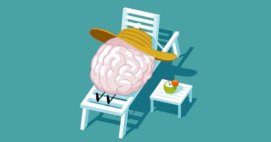 睡眠对大脑至关重要