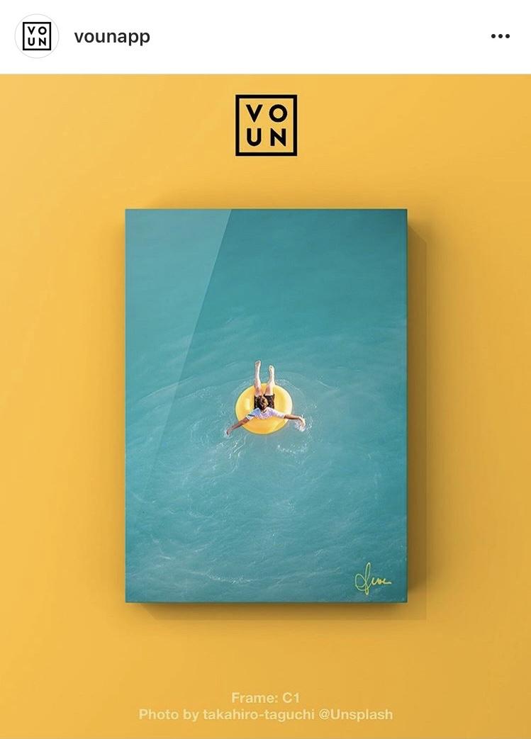 VOUN 2.0 更新:更强大的加框功能,轻松将照片装裱成画廊大作