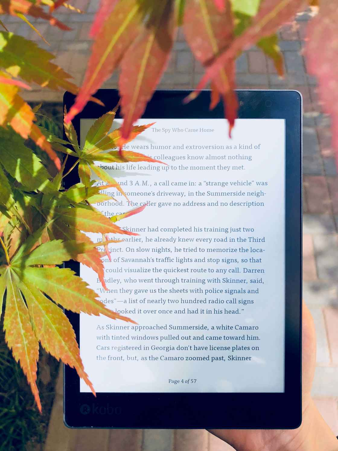 Aura ONE 阅读 Pocket 文章时仍会使用自己的排版引擎