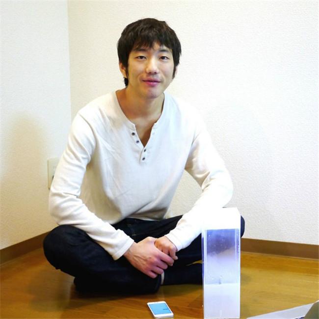 设计师Ken Kawamoto和他的小盒