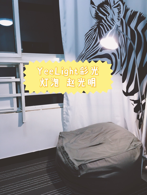 YeeLight彩光灯泡