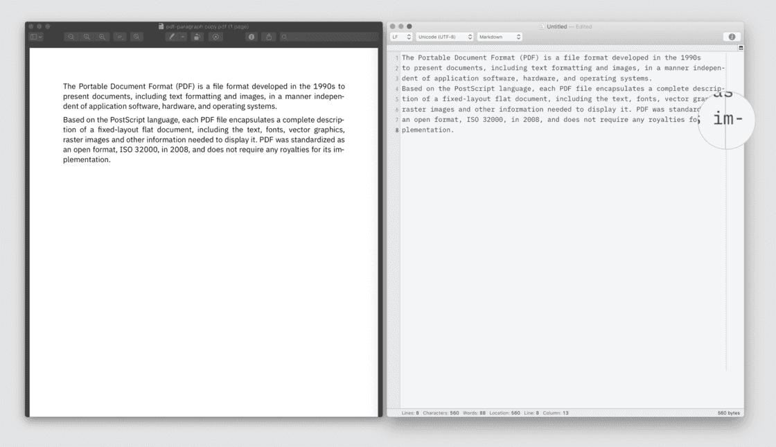 复制操作容易把不需要的内容也一并复制出来