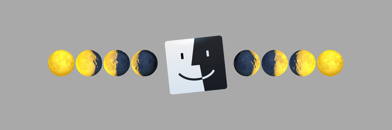 不想让应用跟随 macOS Mojave 变换深色模式?你可以试试这款工具:Gray