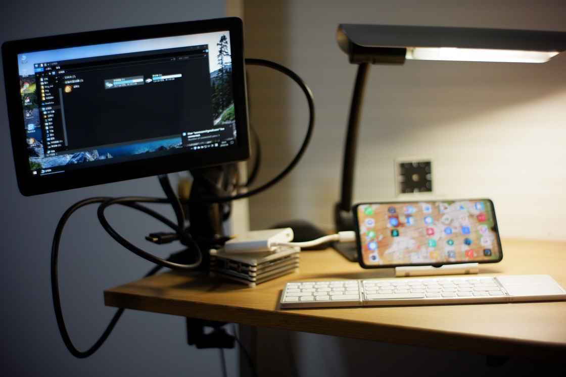 外接显示器远程 windows