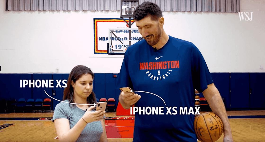 Stern 的 iPhone XS Max 评测