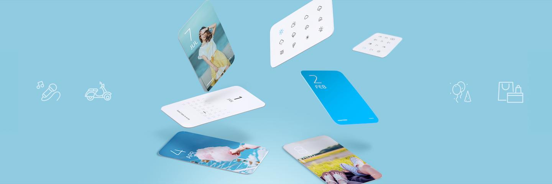 在 App Store 获全球「今日 App」推荐的卡片日记迎来了最大的更新